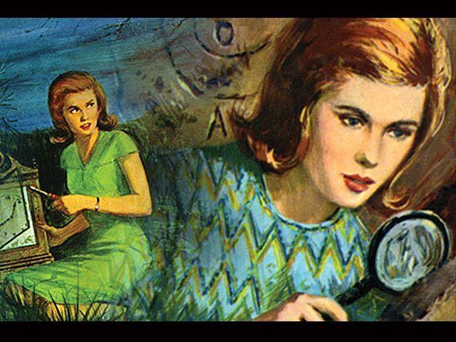 Nancy-Drew-vintage-image